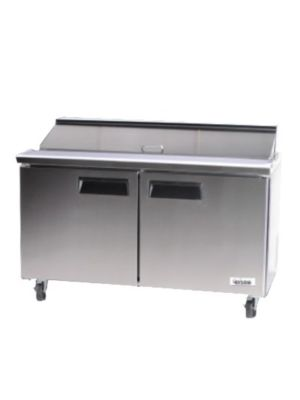 Bison BST‐60 SANDWICH / SALAD PREPARATION REFRIGERATOR 18.6 cu. ft