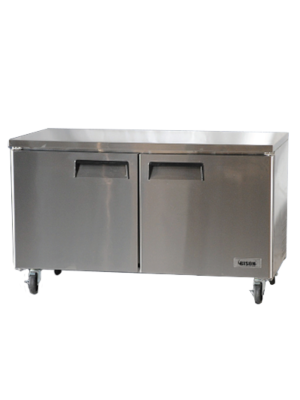 Bison BUF-60 17.9 Cu FT REACH‐IN UNDERCOUNTER FREEZER