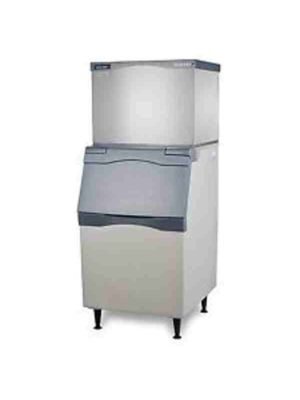 Scotsman (C0322MA-1) 356 Lbs. Capacity Prodigy Ice Machine and 370 Lbs. Bin (B322S)