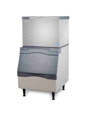 Scotsman (C0630MA-32) 640 lbs. Capacity Prodigy Cube Ice Machine and 536 Lbs.Bin (B530P)