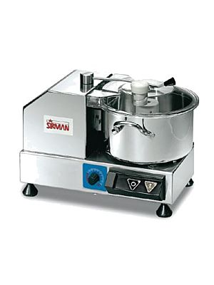 Sirman C4 VV 4qt Electric Variable Speed Food Processor