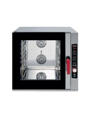 MVP Group AX-CL06D Electric Full Size Combi Oven with Digital Controls - 6 Shelves Capacity - FREE SHIPPING WITH LIFTGATE