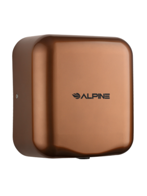 Alpine 400-10-COP Hemlock Heavy Duty, 110-120V, Stainless Steel, Automatic Hand Dryer - Copper - FREE SHIPPING