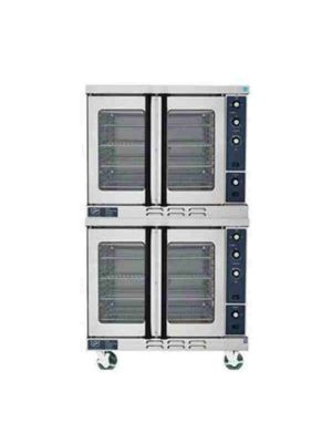 Duke E102-E Electric Double Stack Convection Oven, 208V - 1 Phase