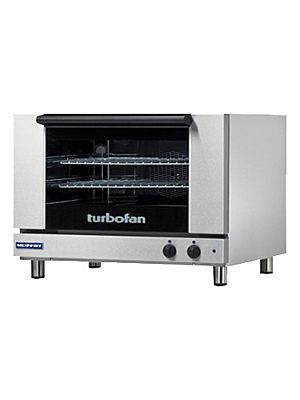 Moffat Turbofan E27M2 - Two Full Size Sheet Pan Capacity Countertop Electric Convection Oven - 208V - Single Phase
