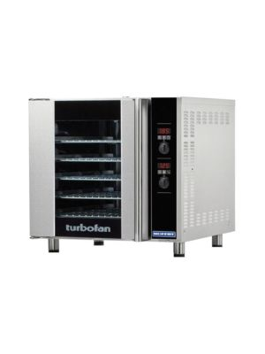Moffat Turbofan E32D5 - Five Full Size Sheet Pan Capacity Digital Electric Convection Oven - Single Phase