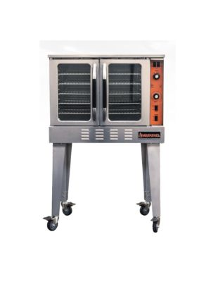 MVP Group Sierra SRCO-E Single Deck Electric Convection Oven 208/240V,1PH, 46 amps