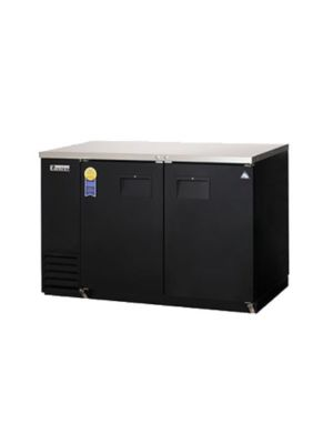 "Everest EBB48 Double Door Back Bar Cooler 48"" - FREE SHIPPING WITH LIFT GATE!"