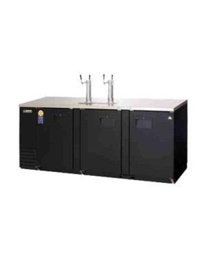"Everest EBD4-24  Draft Beer Direct Draw Keg Dispenser, 3 Section -  89.25"" Wide  FREE SHIPPING WITH LIFT GATE!"