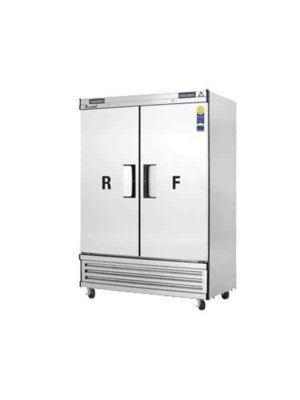 Everest EBRF2 Reach-In Refrigerator/Freezer Combo, Two-Section   FREE SHIPPING WITH LIFT GATE!