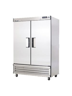 Everest EBSRF2 Two-Door Solid Upright Refrigerator/Freezer Combo - FREE SHIPPING WITH LIFT GATE!