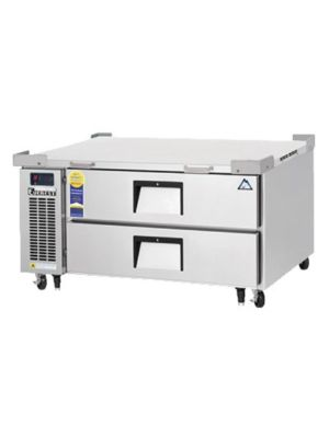 "Everest ECB48D2 48"" Two Drawer Chef Base - FREE SHIPPING WITH LIFT GATE!"