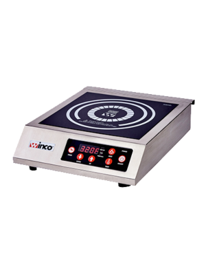 Winco EIC-400 Induction Cooker - 120V