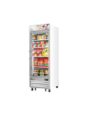 "Everest EMGF23 Single Glass Door Merchandising Freezer 29""   FREE SHIPPING WITH LIFT GATE!"