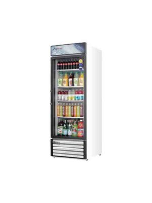 "Everest EMGR20 Reach-In Single Glass Swing Door Merchandiser Refrigerator - 26.34""  FREE SHIPPING WITH LIFT GATE!"