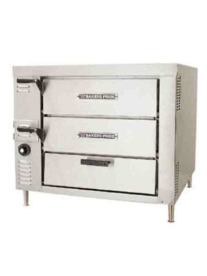 Bakers Pride GP-61HP Hearth Bake Gas Countertop Pizza/Baking Oven -60,000 BTU