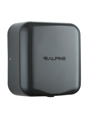 Alpine 400-10-GRY Hemlock Heavy Duty, 110-120V, Stainless Steel, Automatic Hand Dryer - Gray-FREE SHIPPING
