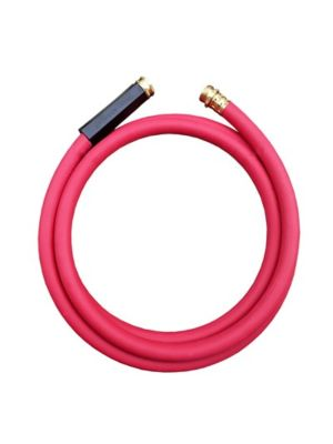 Axia H50R 50ft. Long Red Rubber Hose