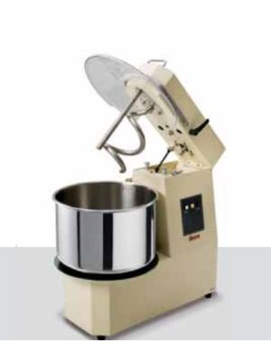 Sirman 40875756 HERCULES 50TA 55 Qt Spiral Dough Mixer - Made in Italy