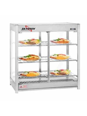 Skyfood HMC-PT Pass-Thru Heated Display Case