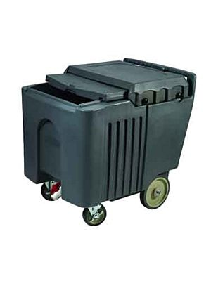 Winco IIC-29 125lb Mobile Ice Caddy