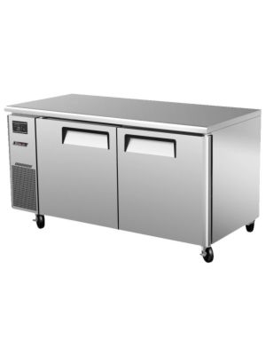Turbo Air JUF-60-N Two-Door J Series Undercounter Freezer - FREE SHIPPING WITHOUT LIFTGATE