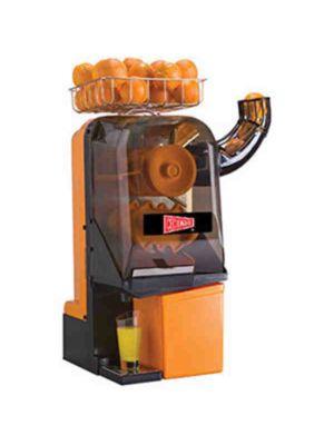 Grindmaster-Cecilware JX15MC Compact Manual Feed Orange Juice Machine - 15 Oranges / Minute
