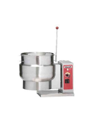 Vulcan K6ETT-7 2/3 Jacketed Manual Tilting Kettle- 6 Gallon - Free Shipping Without Liftgate!