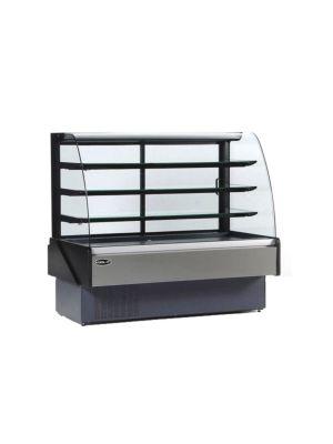 "MVP Group/Hydra Kool KBD-CG-80-S Refrigerated Bakery Display Case - 77-1/2"""