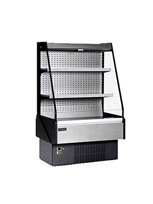MVP Group KGL-OF-40-S Hydra Kool Grab-N-Go Low Profile Open Merchandiser - 41""