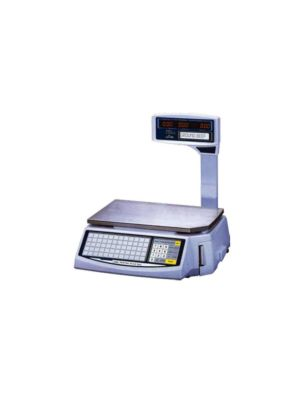 Skyfood Easy Weigh LS-100 Price Computing and Label Printing Scale With Tower