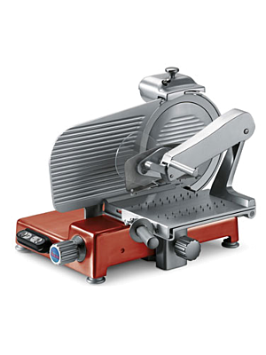 Sirman 1535R2208SNA MANTEGNA 350 BS TOP ROSSA Commercial Heavy Duty Cured Meat Slicer, 14-Inch - FREE SHIPPING