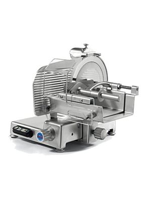 Sirman 15352508SNA MANTEGNA 350 VCS TOP Commercial Heavy Duty Cured Meat Slicer, 14-Inch