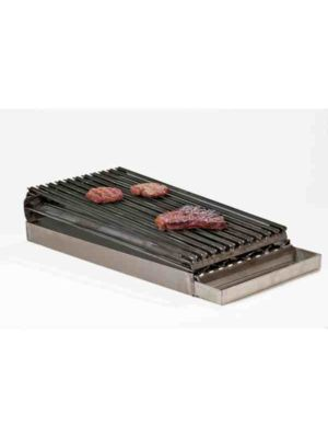 Rocky Mountain Cookware MB12-8 Lift Off Broiler 12W x 27L