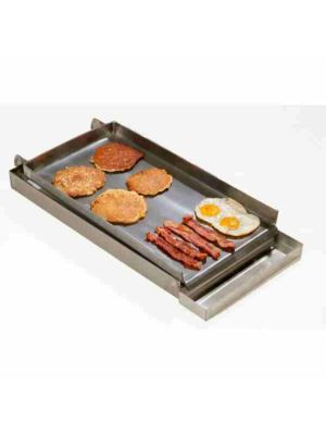Rocky Mountain Cookware MC12-8 Lift Off Griddle 12W x 27L