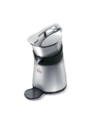 Sirman 65221008 MERCURIO L Electric Citrus Juicer with Removable Stainless Steel Bowl & Lid