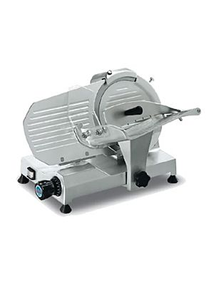 """Sirman 15253328 Mirra 250 Plus Electric Meat Slicer, W 12"""" Blade - Made In Italy!"""