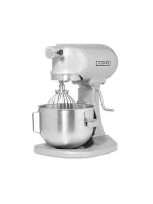 Hobart N50-60 Planetary Mixer 5 Quart W/ Bowl, Hook, Beater and Whip - FREE SHIPPING!