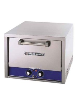 "Bakers Pride P18S Electric Countertop Single Compartment Pizza Oven 17.75"" - 110V - 20 amps"