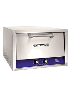 "Bakers Pride P22S Electric Countertop Single Compartment Pizza Oven 20"" - 208V"
