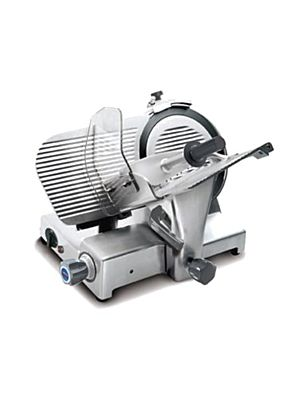 """Sirman 153040G08WNA Palladio 300 Electric Meat Slicer, W 12"""" Blade - Made In Italy!"""
