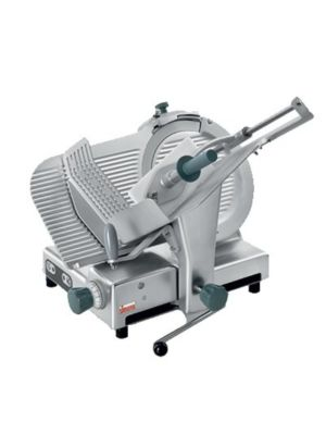 """Sirman 15334528SNA Palladio 330 EVO TOP Electric Meat Slicer, W 13"""" Blade - Made In Italy!"""