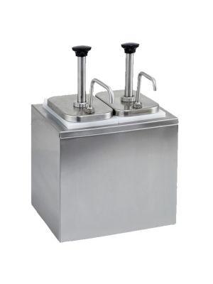 Winco PKTS-2D Condiment Dispenser