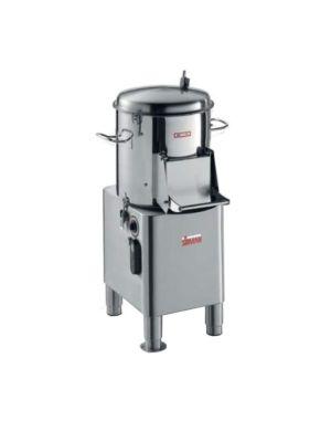 Sirman PPJ 20  44 lb. Capacity Countertop Electric Potato Peeler