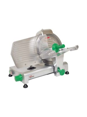 "MVP Group Primo PS-10 10"" Blade Compact  Manual Meat Slicer"