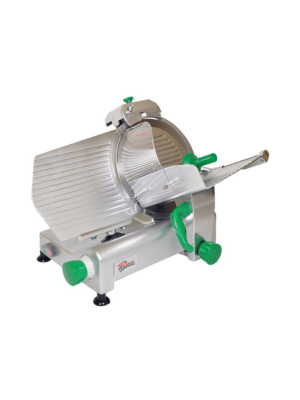 "MVP Group Primo PS-12 12"" Blade Compact  Manual Meat Slicer"