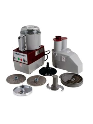 Robot Coupe R2Dice Continuous Feed 3 Quart Combination Food Processor / Dicer