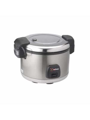 Winco RC-S300 Rice Cooker & Warmer 30 Cup (60 Cup Cooked), Electric - 120V