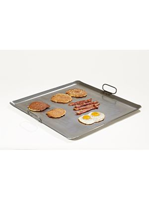 Rocky Mountain Cookware RM2323-8 Add on Chef King Griddle 4 burner 23x23