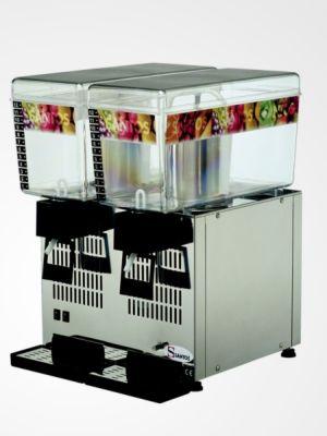 Santos SAN34-2 Cold Drink Dispenser - Single Bowl 24 Liter Capacity - FREE SHIPPING